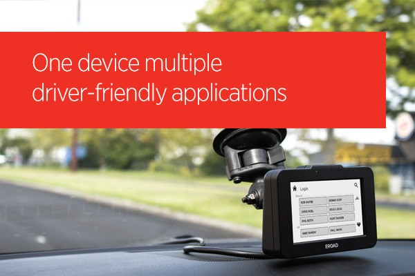 One device multiple driver-friendly applications
