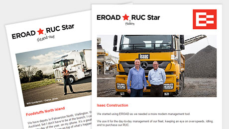 NZ RUC Star Newsletter