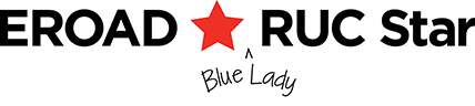 Blue Lady RUC Star