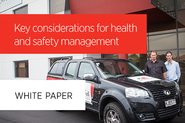 Key Considerations in Creating and Implementing Your Health and Safety Management System